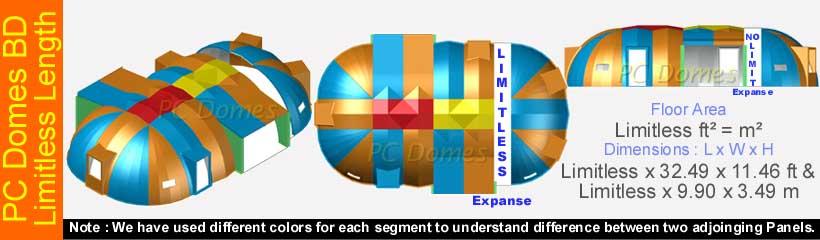 Prince-Composites-PC-Domes-BD-Limitless-Length